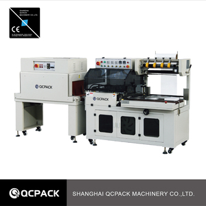 BTA-450/450A+BM-500Automatic L Type Shrink Wrapping Machine